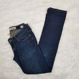 BKE Dark Wash Sabrina Skinny Jeans Size 25